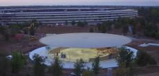Steve Jobs Theater: Erster Blick ins Innere