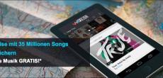 Gratis-Angebot: Musik- und Hörbuch-Streaming-Dienst Deezer 3 Monate kostenlos nutzen