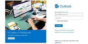 Tipp: Die eigene Mail in Outlook.com einrichten