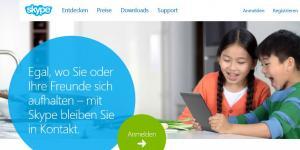 Microsoft stattet Outlook.com mit Skype-Dienst aus