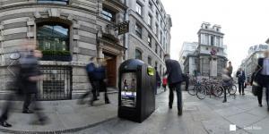 Mülleimer erstellten Bewegungsprofile der Londoner Bevölkerung