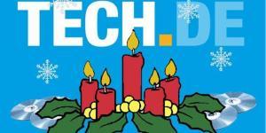 Adventskranz-Gewinnspiel Teil 4: Und nochmal spitzen Preise auf Tech.de