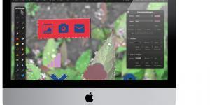 Pixelmator: Fotowerkzeug für Apple