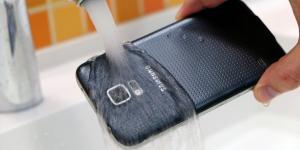Samsungs Galaxy Note 4 wird wasserdicht
