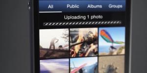 Neue Flickr-App für iOS und Android