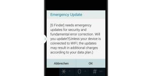Galaxy S5 und Galaxy Note 3: Kritisches Sicherheitsupdate für S Finder veröffentlicht