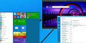"""Screenshot von Windows 9 """"Threshold"""" aufgetaucht"""