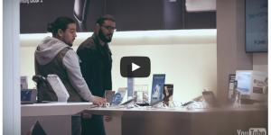 Galaxy Alpha: Kreatives Gewinnspiel in Schweden