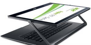 Acer Aspire R13 Convertible: Neue Hardware für Acers Windows-8-Hybrid