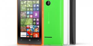Microsoft: Lumia 532 mit Dual-SIM-Kartenslot diese Woche für 99 Euro verfügbar