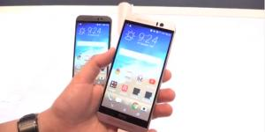 Hands-on: HTC One M9 nur geringe Verbesserungen gegenüber dem HTC One M8
