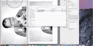 OS X 10.10 Yosemite Video-Tipp: Eingescannte Bilder mit Digitale Bilder weiter bearbeiten – so geht's