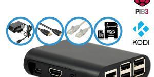 Nur heute: Umfangreiches Raspberry Pi 3 Bundle mit Gehäuse und mehr reduziert