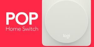 Den cleveren Schalter fürs Zuhause gibt es günstiger: Logitech POP Home Switch reduziert