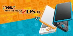 Nintendo 2DS XL völlig überraschend angekündigt