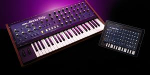 Korg iMono/Poly - legendärer Analogsynthesizer mit 4x Oszillatoren für iOS-Geräte