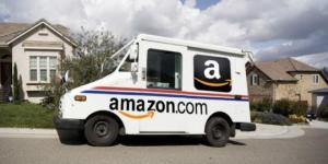 Amazon: Ware wird auf dem Weg zum Kunden im Lieferwagen produziert - schnellere Lieferung