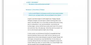 Ulysses - Texteditor: Jetzt auch für das iPad - aufgeräumt und ohne lästigen Schnickschnack