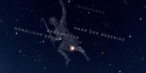 Sky Guide nur für kurze Zeit kostenlos herunterladen: Sternenkarte für iPhone, iPad und Apple Watch