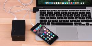 BatteryBox: Akku-Pack für MacBook Pro, MacBook Air sowie iPhone und iPad - alles in einem